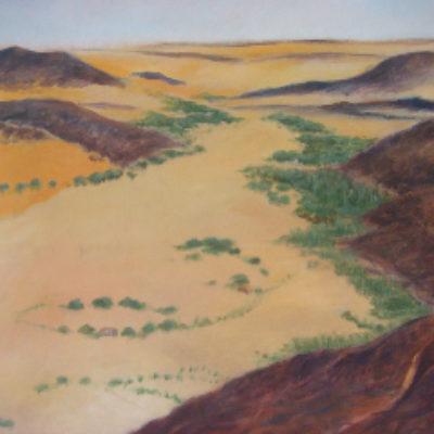 Diaporama des dessins et peintures d'Ursula Schmid